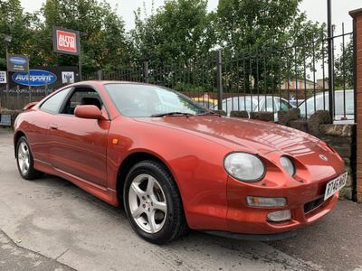 TOYOTA CELICA Coupe 2.0 GT 3dr