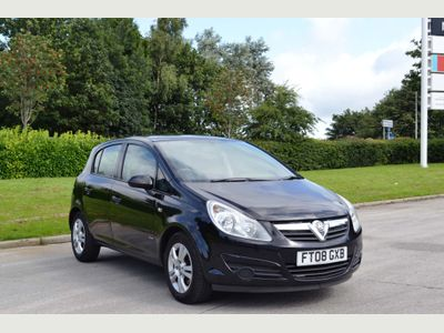 VAUXHALL CORSA Hatchback 1.2 i 16v Breeze 5dr