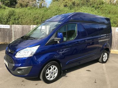 FORD TRANSIT CUSTOM Other 2.2 TDCi 290 L2H2 Limited Panel Van 5dr