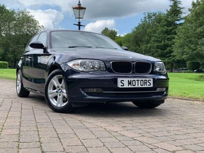 BMW 1 SERIES Hatchback 1.6 116i SE 5dr