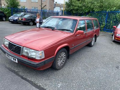 VOLVO 940 Estate 2.3 Celebration 5dr
