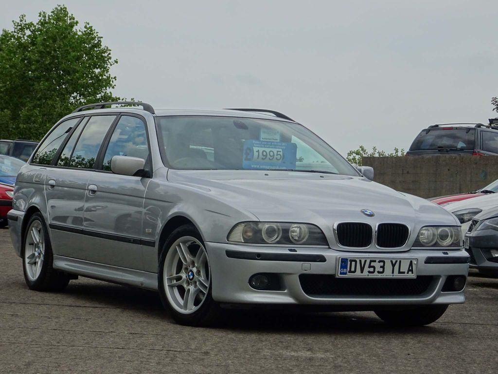 BMW 5 SERIES Estate 3.0 530i Sport Touring 5dr