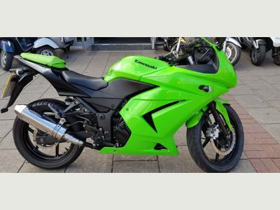 KAWASAKI NINJA 250 Super Sports 250 R