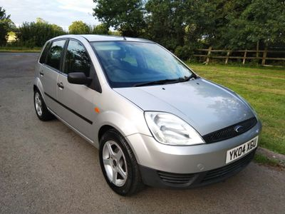 FORD FIESTA Hatchback 1.25 Finesse 5dr