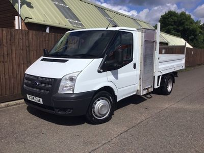 FORD TRANSIT Chassis Cab 2.0 350 L3H1 2dr