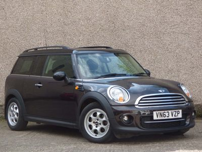 MINI CLUBMAN Estate 2.0 Cooper D 5dr