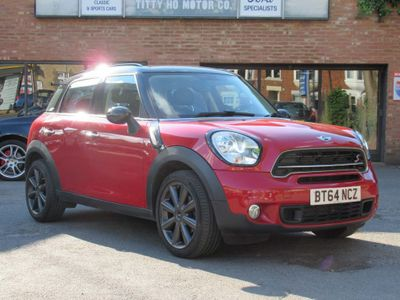 MINI COUNTRYMAN Hatchback 2.0 Cooper SD (Chili) 5dr
