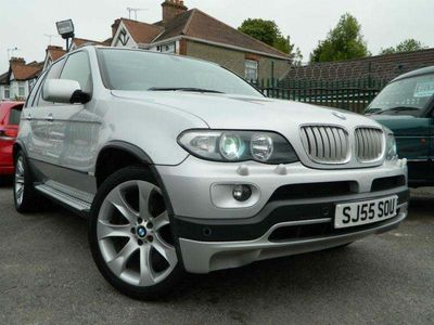BMW X5 SUV 4.8 is S 5dr