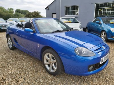 MG TF Convertible 1.8 Stepspeed 2dr