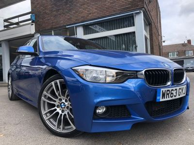 BMW 3 SERIES Saloon 3.0 330d BluePerformance M Sport Sport Auto (s/s) 4dr
