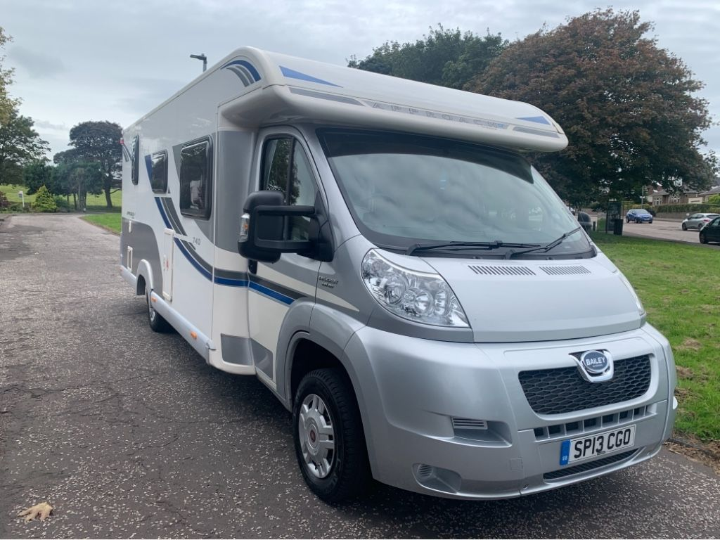 Peugeot BAILY Motorhome APPROACH 740 SE