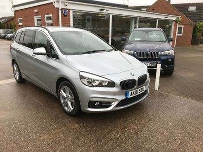 BMW 2 SERIES GRAN TOURER MPV 2.0 220d Luxury Gran Tourer Auto (s/s) 5dr