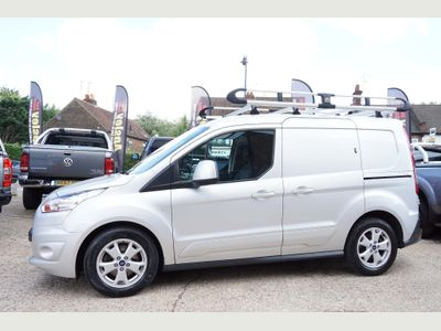 FORD TRANSIT CONNECT Other 1.6 TDCi L1 200 Limited Panel Van 4dr