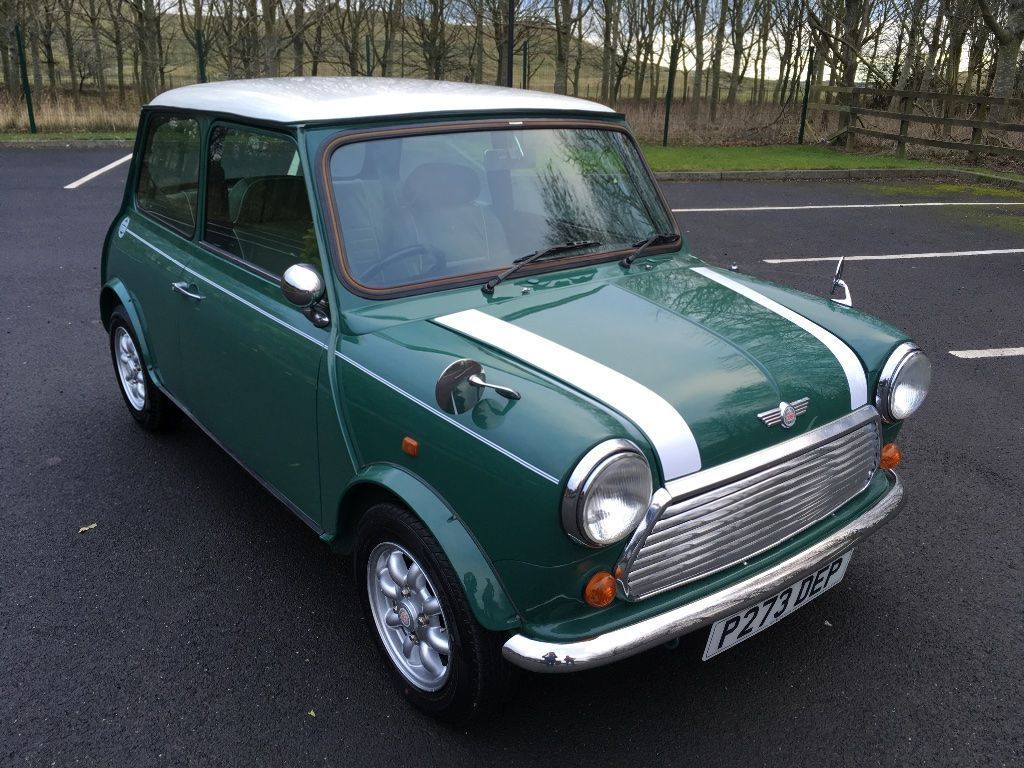 Used Rover Mini Saloon 13 I Cooper 2dr In Newcastle Upon Tyne Ndf