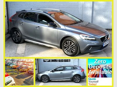 VOLVO V40 CROSS COUNTRY Hatchback 1.5 T3 Cross Country Auto (s/s) 5dr