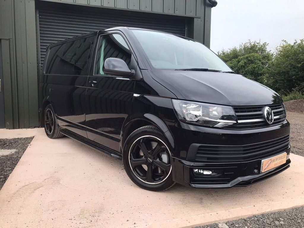 VOLKSWAGEN TRANSPORTER Other 2.0 TDI BlueMotion Tech T32 Highline Kombi 5dr (EU6, SWB)