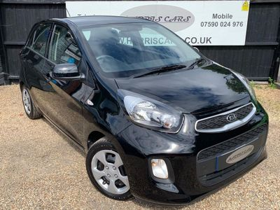 KIA PICANTO Hatchback 1.0 1 Air 5dr