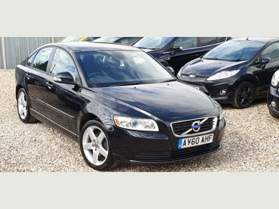 VOLVO S40 Saloon 1.6 TD DRIVe SE (s/s) 4dr
