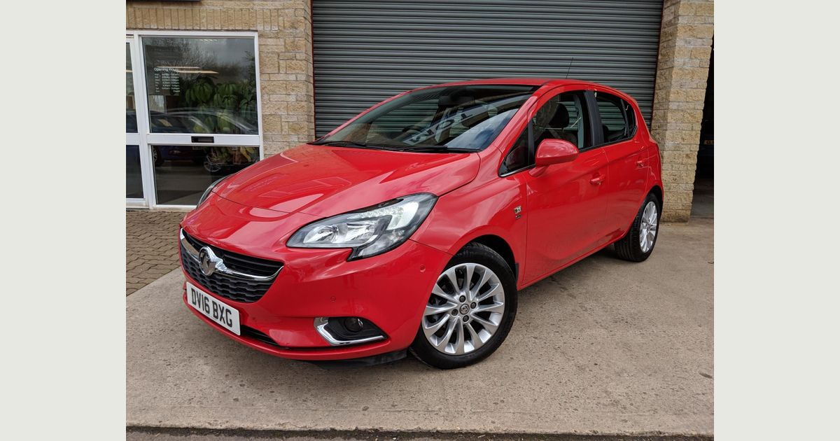 Used Vauxhall Corsa Hatchback 1 4i Se Auto 5dr in Bourton On The