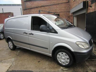 MERCEDES-BENZ VITO Other 2.1 109CDI Dualiner Basic Compact Panel Van 5dr