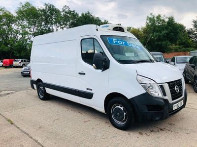 NISSAN NV400 Temperature Controlled 2.3 DCi SE L2H3 3500 (SRW) High Roof Van (FWD) 5dr
