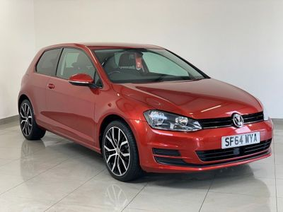 VOLKSWAGEN GOLF Hatchback 1.6 TDI BlueMotion Tech SE (s/s) 3dr