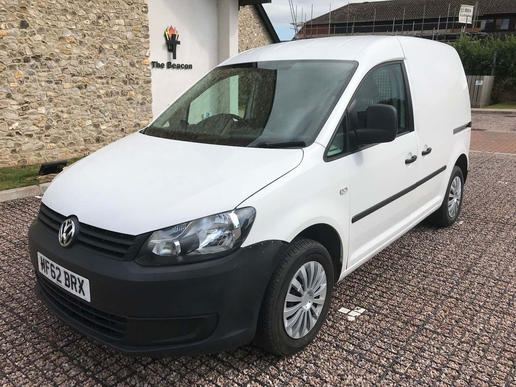 VOLKSWAGEN CADDY Other 1.6 TDI C20 Panel Van 5dr