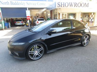 HONDA CIVIC Hatchback 2.0 i-VTEC Type R GT 3dr