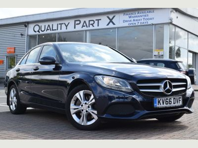 MERCEDES-BENZ C CLASS Saloon 2.1 C300h SE Executive Edition G-Tronic+ (s/s) 4dr