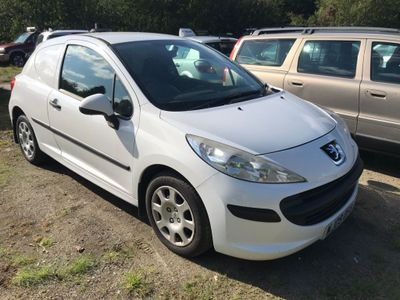 PEUGEOT 207 Panel Van 1.4 HDi 70 Professional Panel Van 3dr