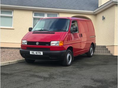 VOLKSWAGEN TRANSPORTER Other 2.5 TD 1200 Panel Van 4dr