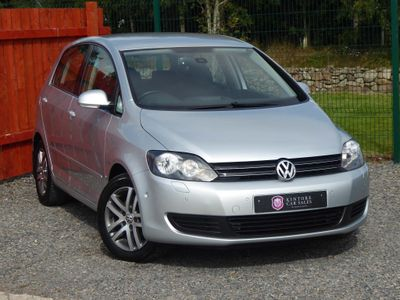 VOLKSWAGEN GOLF PLUS Hatchback 2.0 TDI SE 5dr
