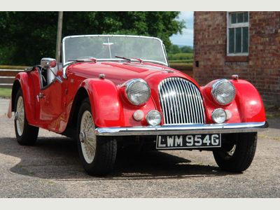MORGAN 4/4 Convertible 1.6 2dr (2 seat)