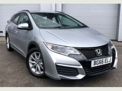 HONDA CIVIC Estate 1.8 i-VTEC S Tourer Auto 5dr
