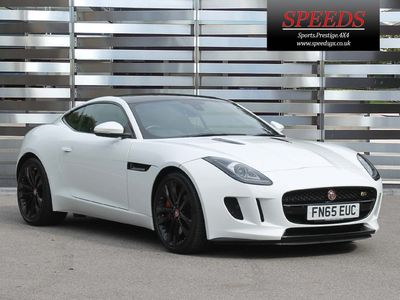 JAGUAR F-TYPE Coupe 3.0 V6 S Quickshift 2dr