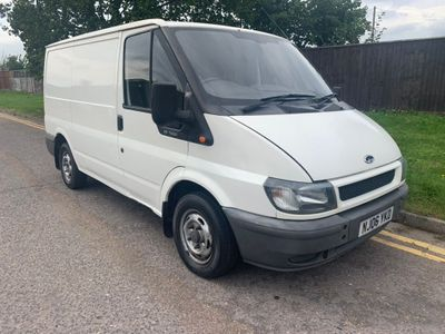FORD TRANSIT Panel Van 2.0 TDI 260 Panel Van 4dr (SWB)