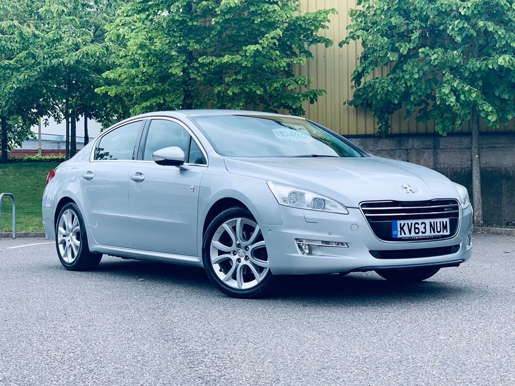 Used Peugeot 508 Saloon 2 0 Hdi Hybrid4 Allure Egc 4x4 4dr