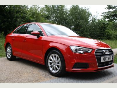 AUDI A3 Saloon 1.4 TFSI CoD Sport S Tronic (s/s) 4dr