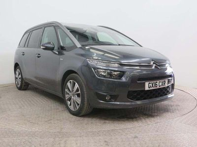 CITROEN GRAND C4 PICASSO MPV 1.6 BlueHDi Exclusive+ EAT6 (s/s) 5dr