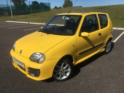 FIAT SEICENTO Hatchback 1.1 Michael Schumacher Limited Edition 3dr