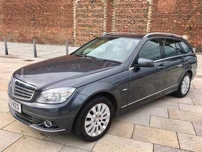 MERCEDES-BENZ C CLASS Estate 2.1 C200 CDI BlueEFFICIENCY Elegance 5dr