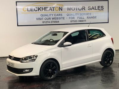 VOLKSWAGEN POLO Hatchback 1.4 Match 3dr