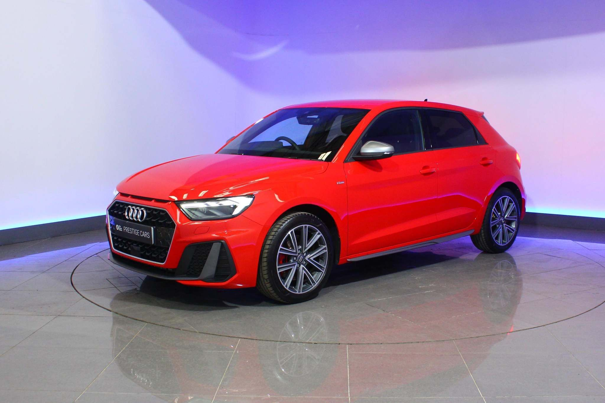 Used Audi A1 S line Competition