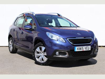 Peugeot 2008 1.6 e-HDi Active 5dr One Owner & Full History