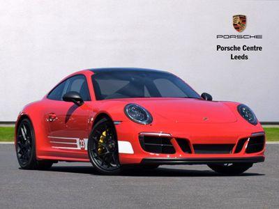 Porsche 911 Carrera 4 GTS Legends Edition 2dr Manual LEGENDS EDITION / MANUAL