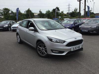 Ford Focus 1.0 EcoBoost Zetec 5dr REAR PARKING SENSORS - £20 TAX