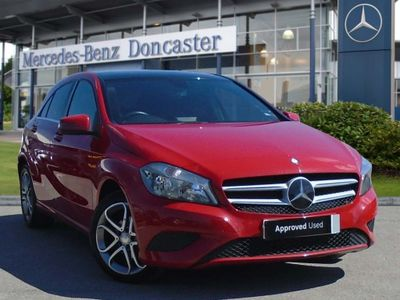 Mercedes-Benz A Class A180 [1.5] CDI Sport 5dr Auto Panoramic Sunroof