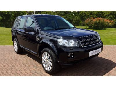 Land Rover Freelander 2.2 Td4 Se Tech 5Dr Diesel Station Wagon **2YR WARRANTY / SAT NAV**