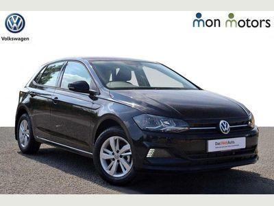 Volkswagen Polo MK6 Hatchback 5-Dr 1.0 TSI 95PS SE DSG 5dr REAR VIEW CAMERA + APP CONNECT
