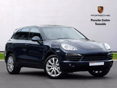 Porsche Cayenne S Diesel 5dr Tiptronic S 4.1 PANORAMIC ROOF/AIR SUSPENSION